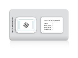 CertiCard® - FRONT SIDE