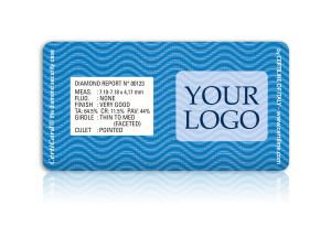 CertiCard® - Seal card CLOSED