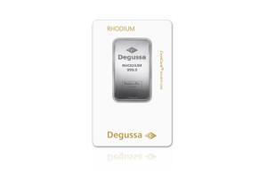 CertiCard®  - DEGUSSA
