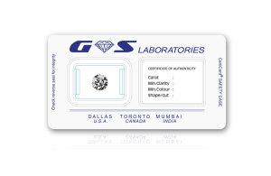 CertiCard® - GS LABORATORIES