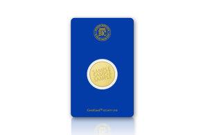BarCard®  - NEW EGYPT GOLD