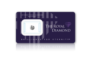 CertiCard® - THE ROYAL DIAMOND