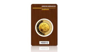 CertiCard®  - ARGOR HERAEUS