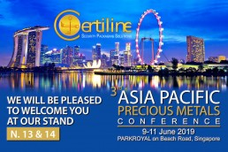 3rd Asia Pacific Precious Metal Conference - SINGAPORE