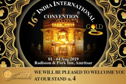 16th India International Gold Convention