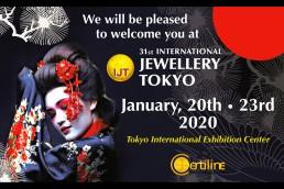 International Jewellery Tokyo 2020