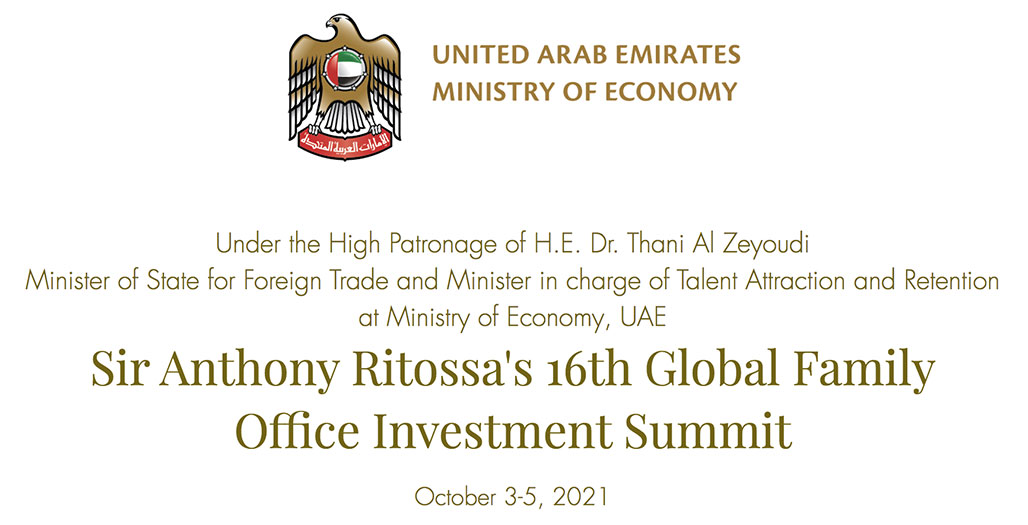 16th Global Family Office Investment Summit dubai